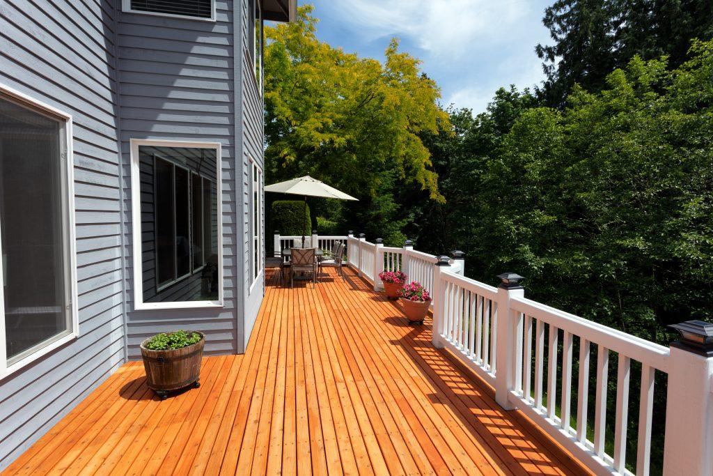 Residential Lakewood Deck